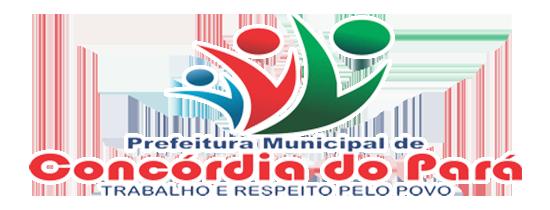 Prefeitura Municipal de Concórdia do Pará | Gestão 2021-2024